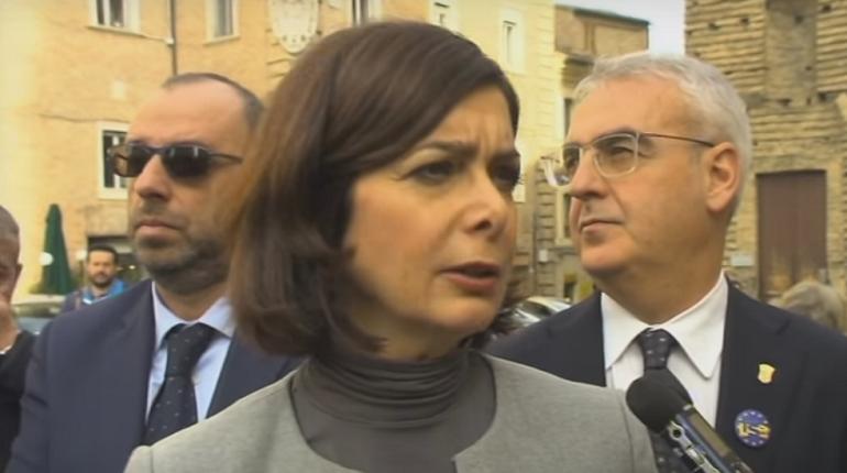 Boldrini i giornalisti di oggi devono essere multitasking for Video camera dei deputati oggi