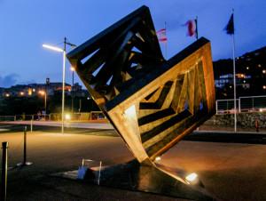Il cubo di Leonardo Cambri
