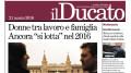 ducato carta 5, marzo 2016