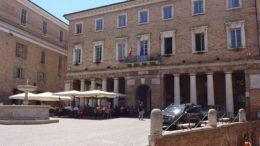 Palazzo Nuovo Albani a Urbino