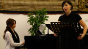Isabella Orazietti (soprano) e Tamar Giguashvili (pianoforte)