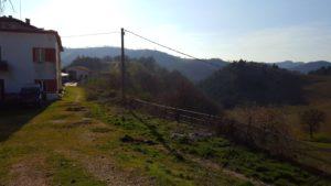 I terreni di Monte Avorio che andranno all'asta