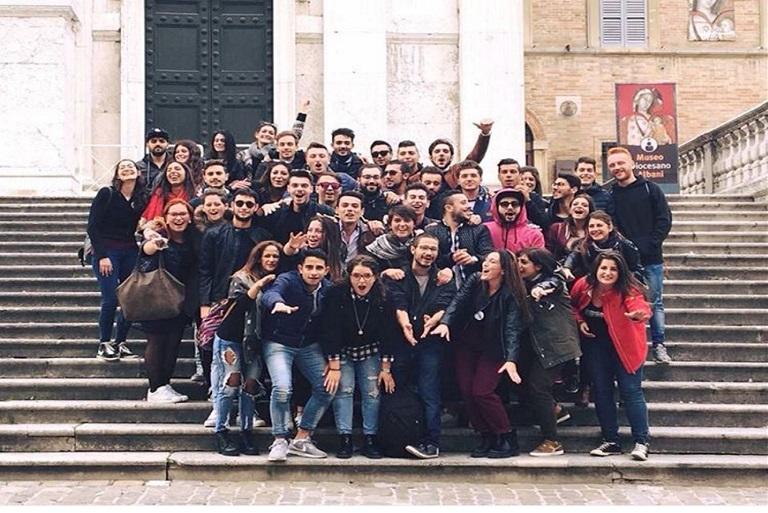 Il gruppo studenti 'Sìamo Urbino'