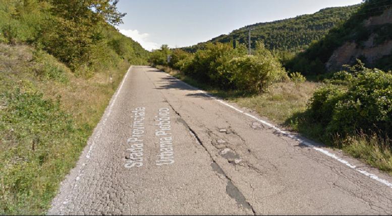Strada provinciale Urbania-Piobbico
