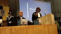 Maurizio Viroli all'inaugurazione dell'Anno accademico