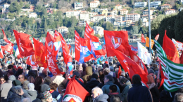 Manifestazione antifascista