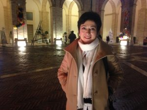Cristiana Nasoni Anpi Urbino