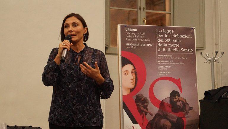 Insulti sui social contro alessia morani la deputata for Parlamentari donne del pd